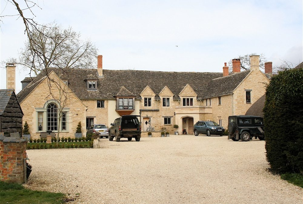 An ancient Manor House