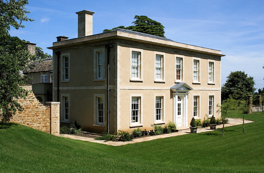 Classical Regency style